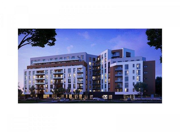 Apartament 4 camere, Politehnica, Bloc nou ,comision 0 - imaginea 1