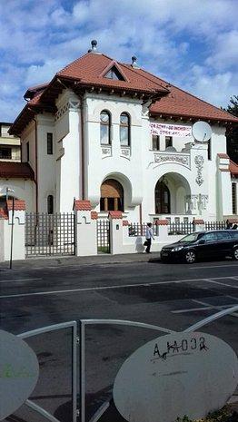 Vila Monument Istoric | Kiseleff | Aviatorilor 18 Camere | Ambasada - imaginea 1