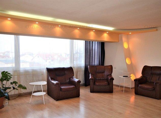 Apartament 3 camere 100mp de inchiriat in zona Dacia - Bd. Tomis - imaginea 1