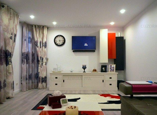 Casa 4 camere, mobilata si utilata lux, comision 0% la cumparare - imaginea 1