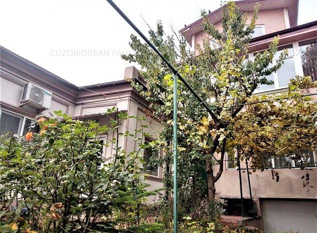 Vila D+P+1+M in zona Universitate, comision 0% la cumparare - imaginea 1