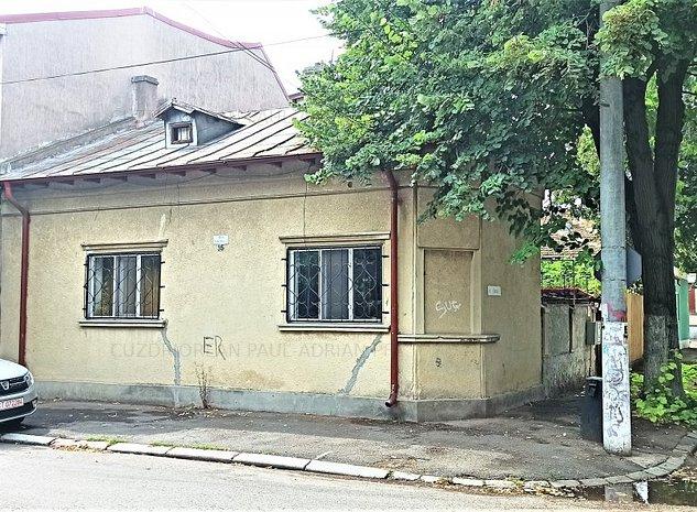 Casa in zona Tomis Mall, comision 0% - imaginea 1