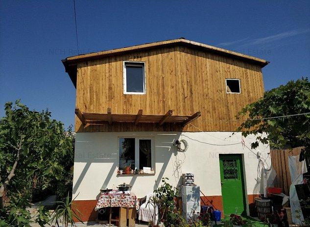 Casa de vacanta noua, situata in Techirghiol - imaginea 1