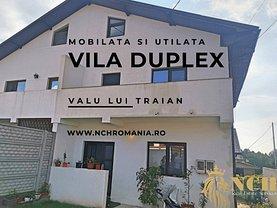 Casa de vânzare 4 camere, în Valu lui Traian
