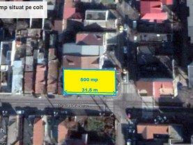 Teren constructii de vânzare, în Constanţa, zona Casa de Cultură