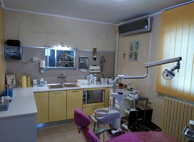 Cabinet stomatologic functional, complet echipat - imaginea 1