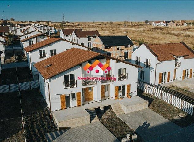 PROMOTIE! Duplex INTABULAT, doar 742euro / mp, teren de 220 mp, merita vazut - imaginea 1