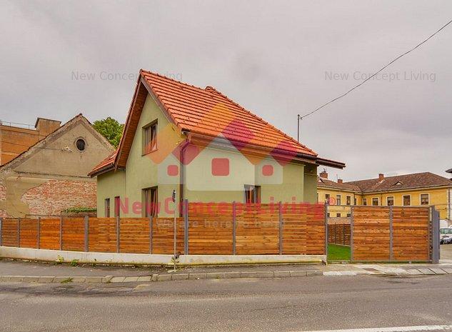 Casa noua, individuala, zona centrala - imaginea 1