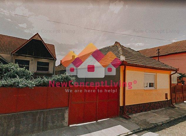 Casa 3 camere, curte de 181 mp, Terezian, pret promotional - imaginea 1