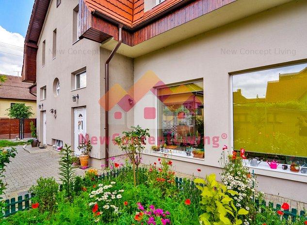 Casa individuala, modern amenajata, zona Lazaret - imaginea 1