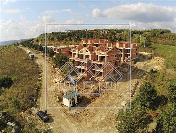 Apartament 2 camere si terasa 18 mp, cu incalzire in pardoseala - imaginea 1