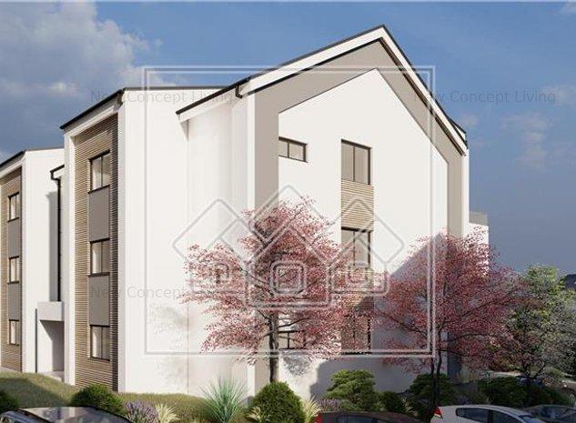 Apartament 3 camere, decomandat, balcon - inconjurat de spatii verzi - imaginea 1