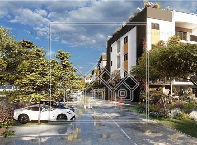 Apartament de vanzare in Sibiu - 2 Camere - Decomandat zona P. Cluj - imaginea 1