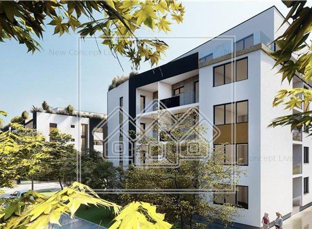 Apartament de vanzare in Sibiu - 2 Camere zona Piata Cluj - imaginea 1
