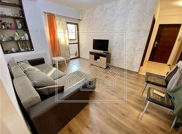 Apartament de vanzare in Sibiu - 3 camere - Selimbar - Dna Stanca - imaginea 1