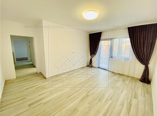 Apartament de vanzare in Sibiu - LA CHEIE - balcon, magazie si gradina - imaginea 1