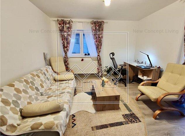 Apartament 2 camere de vanzare in Sibiu - Malul Cibinului - imaginea 1