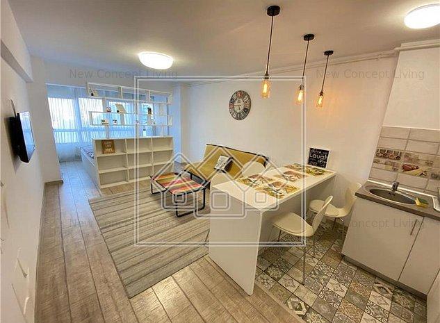 Apartament de vanzare in Sibiu - 2 ap. pretabile regim hotelier - imaginea 1
