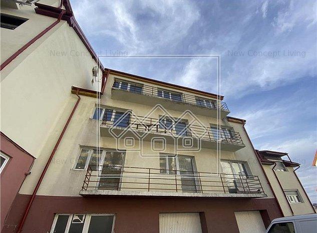 Apartament de vanzare in Sibiu - singur pe etaj - 2 terase - Strand II - imaginea 1