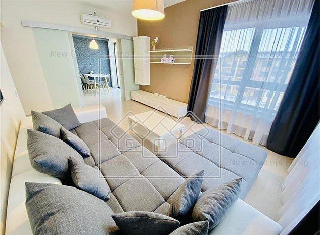 Apartament 2 camere decomandat - 70 mp + balcon| Nicolae Brana - imaginea 1