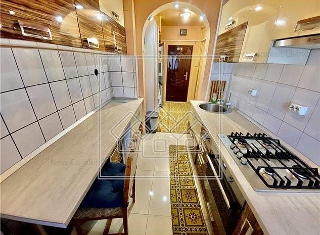 Apartament de vanzare in Sibiu -2 camere- Zona Rahova - imaginea 1