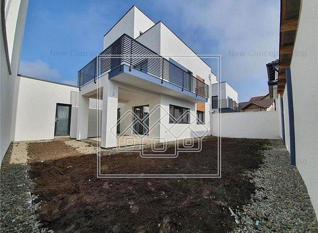 Casa de vanzare in Sibiu - Selimbar -zona Triajului - imaginea 1