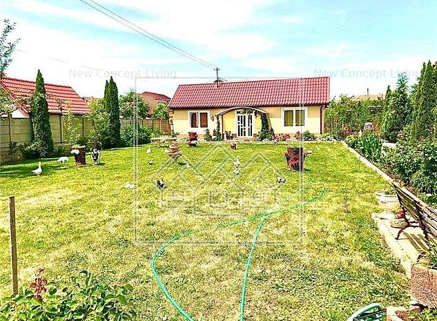 Casa de inchiriat in Sibiu - Zona Calea Poplacii - imaginea 1