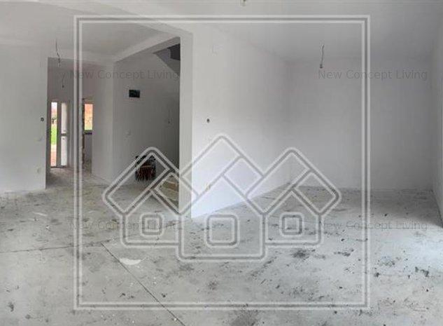 Casa de vanzare in Sibiu - Selimbar - La Alb cu Gradina - imaginea 1