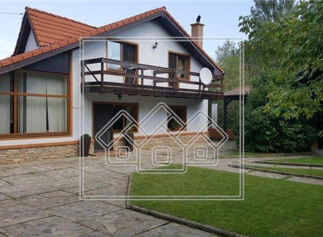 Casa de vanzare in Sibiu - Tocile - Zona Pitoreasca - imaginea 1