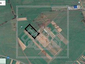 Teren agricol de vânzare, în Sibiu, zona Industrial Vest