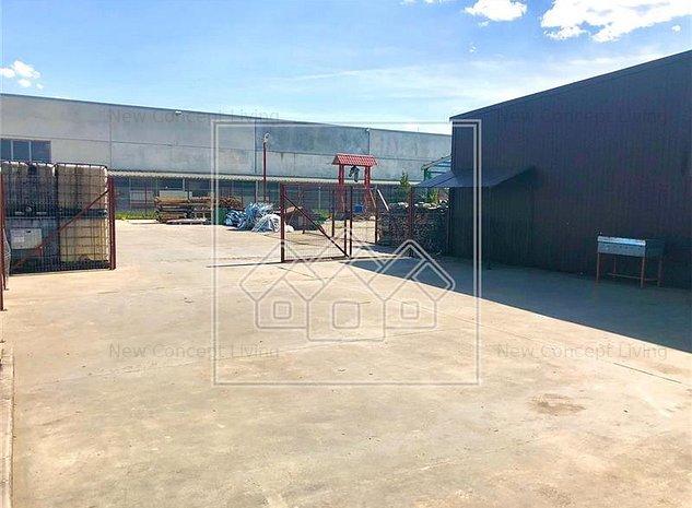 Spatiu industrial de inchiriat in Sibiu - imaginea 1