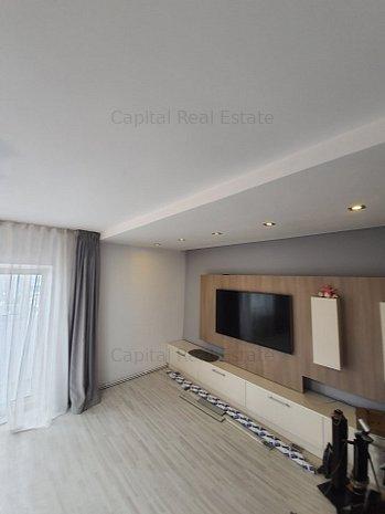 Apartament 3 camere mobilat complet - imaginea 1