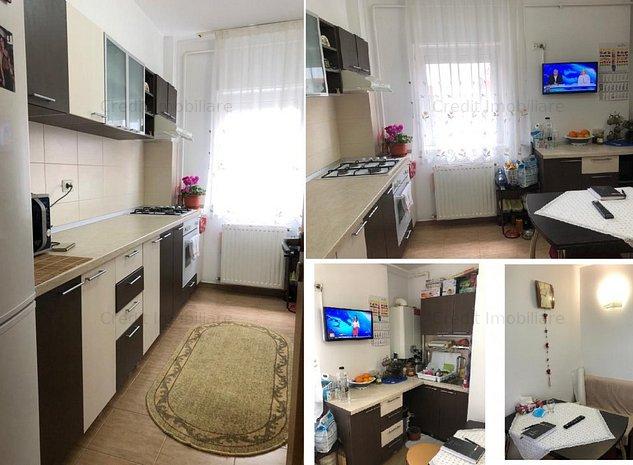 Apartament 4 camere, renovat, Cerna - imaginea 1