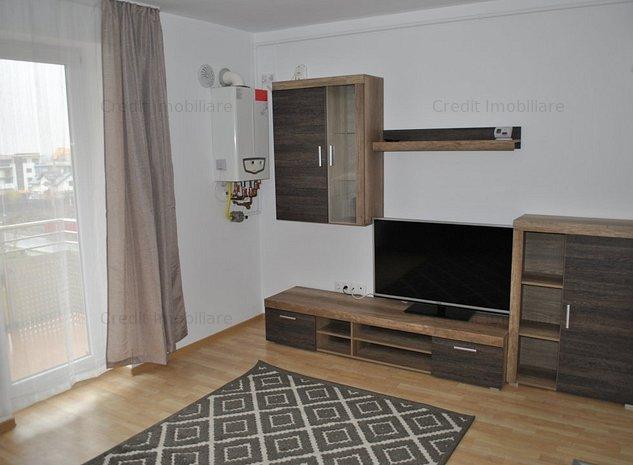 Apartament 2 camere mobilat si utilat cu loc de parcare si boxa - imaginea 1
