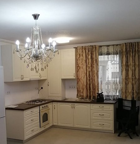 Apartament trei camere confort unu mobilat si utilat - imaginea 1