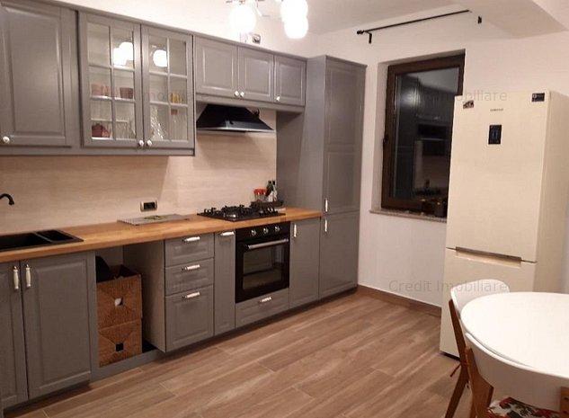 Apartament 3 camere cu bucatarie inchisa,97 mp utili, terasa10 mp - imaginea 1