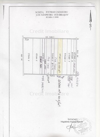 Teren 2H Sanpetru ( pretabil constructie)  - imaginea 1