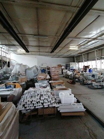 Hala de productie zona industriala Bartolomeu - imaginea 1