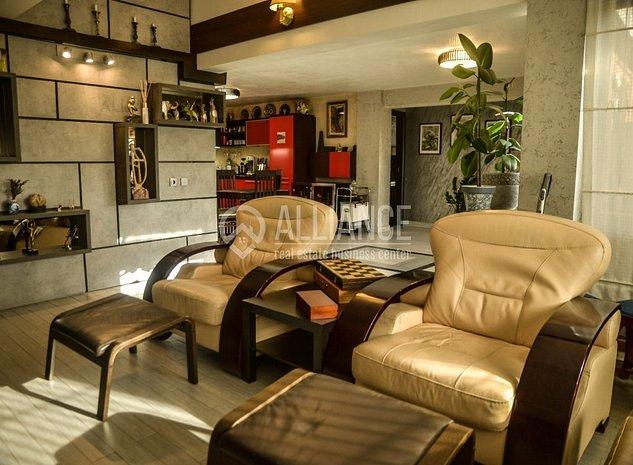 INEL 2 - Institutul de Marina, Apartament Superb cu Terasa ! - imaginea 1
