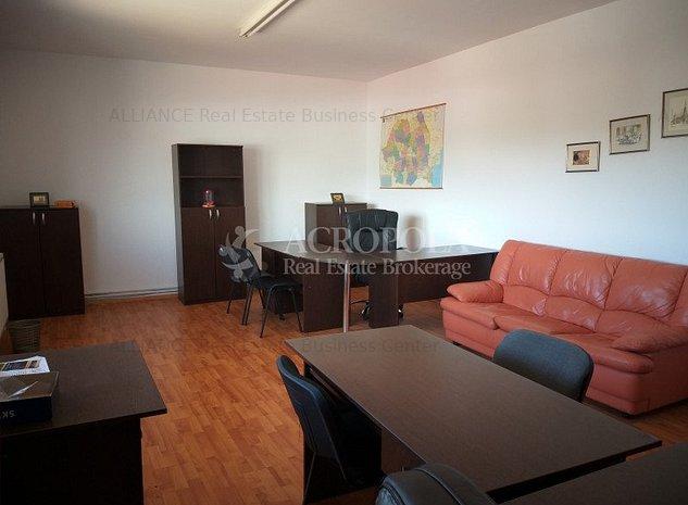 CENTRU TOMIS MALL - Spatiu birou cu terasa si cheltuieli incluse ! - imaginea 1