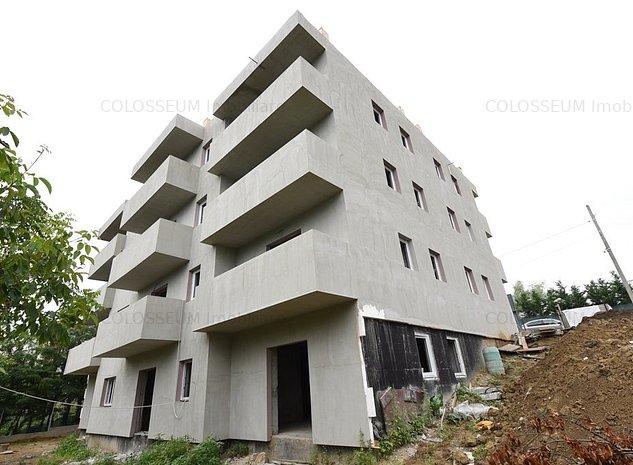 Bloc Gh. Ivanescu nr 11- apartament 1 cam, decomandat, zona Nicolina- Selgros - imaginea 1