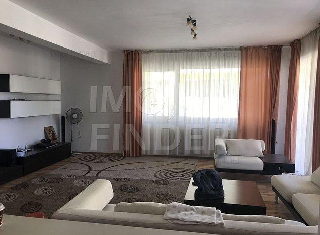 Vanzare apartament 4 camere, 125 mp, 2 garaje, Andrei Muresanu - imaginea 1