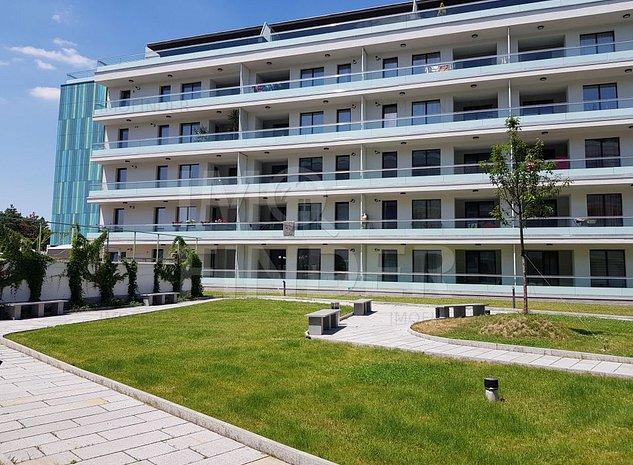Apartament 2 camere, Gheorgheni, imobil nou, 68 mp + 14 mp terasa - imaginea 1