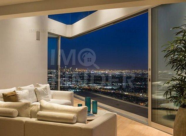 Vanzare apartament 3 camere penthouse, cartier Buna Ziua - imaginea 1