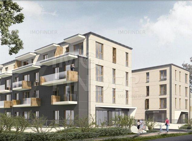 Vanzare apartament 3 camere Borhanci, 75 mp , etaj 1 - imaginea 1