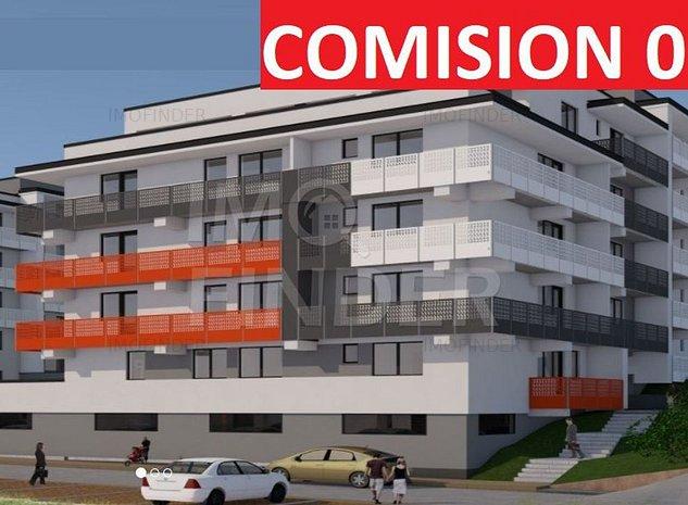 COMISION 0!! Vanzare apartament 2 camere zona Baciu - imaginea 1