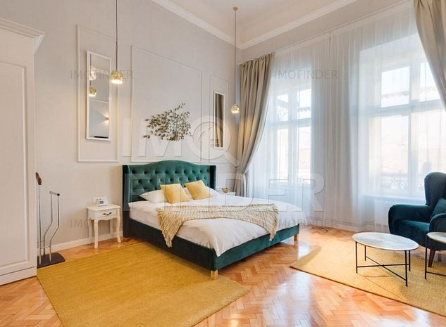 Inchiriere apartament 4 camere, 121 mp, ultrafinisat, B-dul Eroilor - imaginea 1