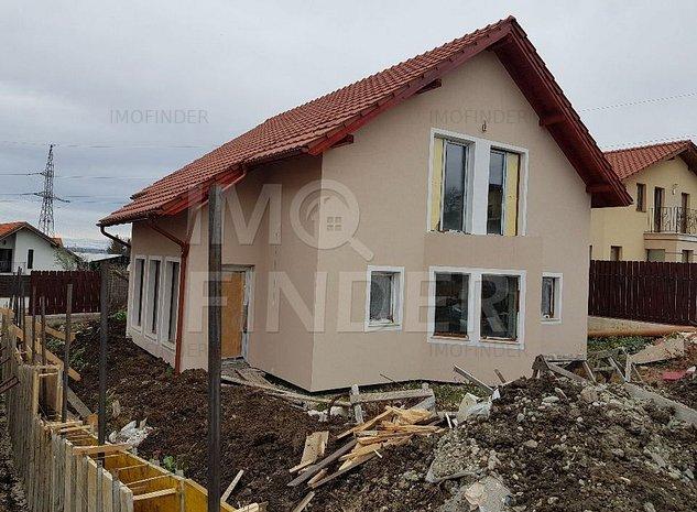 Vanzare casa individuala, Faget, zona Hotel Stil - imaginea 1