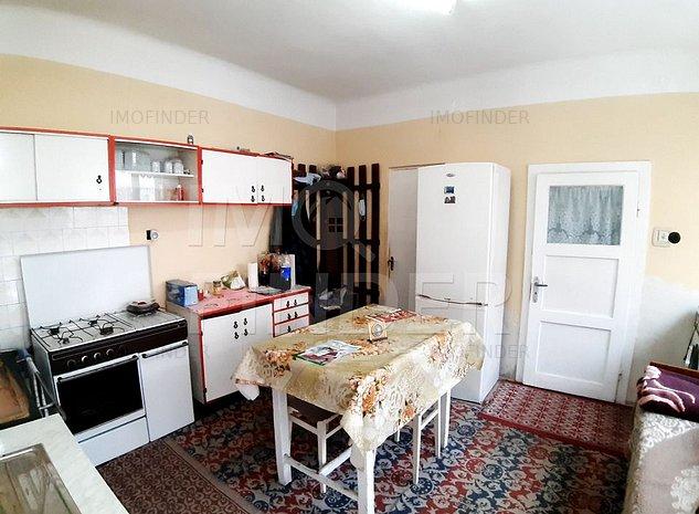 Casa la Calcan Gheorgheni cu gradina - imaginea 1