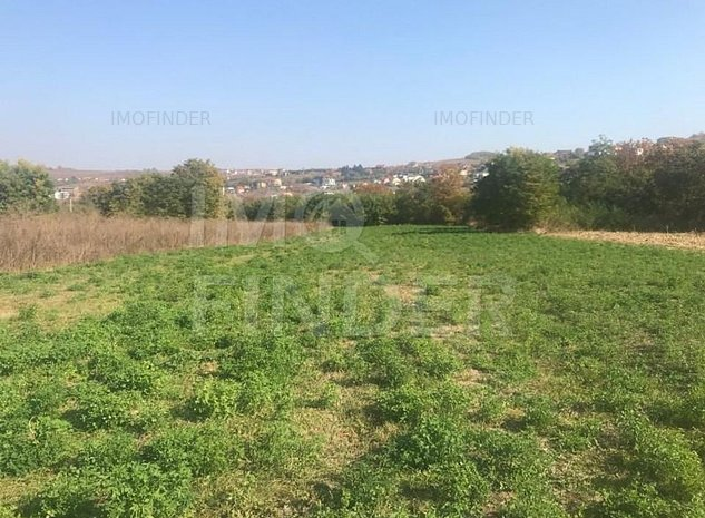 Vanzare teren, Borhanci, 365 mp, front 17 mp, PUZ - imaginea 1